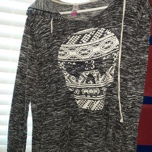 Womans loose fit Sweatshirt
